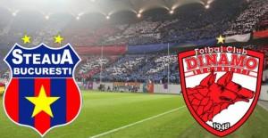 Analiza Steaua - Dinamo urmata de un pronostic foarte bun.