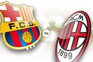 FC BARCELONA - AC MILAN pronostic