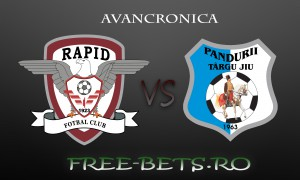 Rapid vs Pandurii