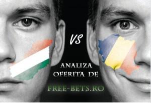 Analiza Ungaria - Romania oferita de free-bets.ro