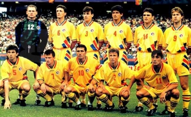 Echipa de aur a Romaniei