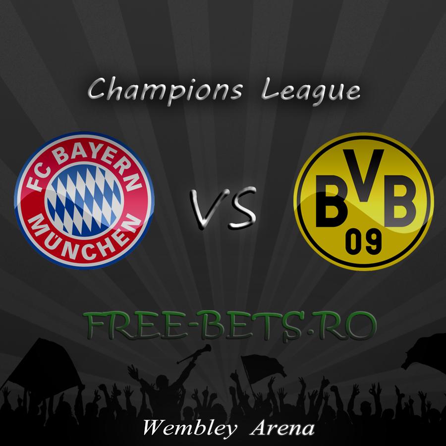 Bayern - Borussia Champions League 2013